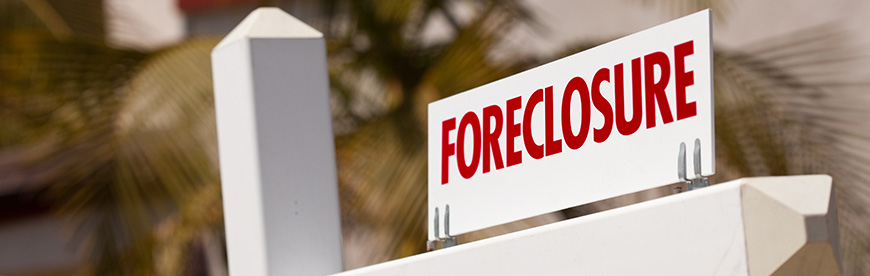 Handling tax foreclosure sales in Texas.
